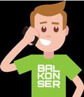 balkonser ota yhteyttä
